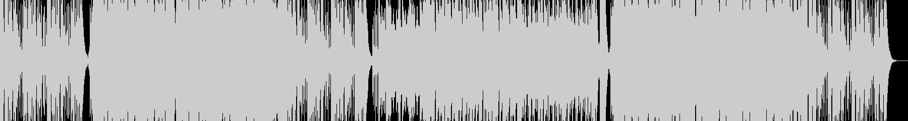 かっこいい!三味線がメインの和風BGMの未再生の波形