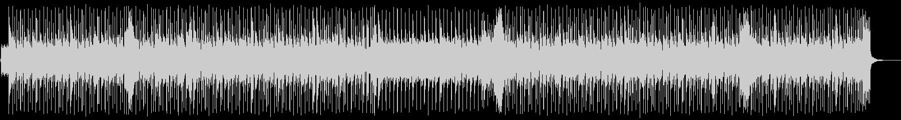 四つ打ちの怪しいイメージの未再生の波形