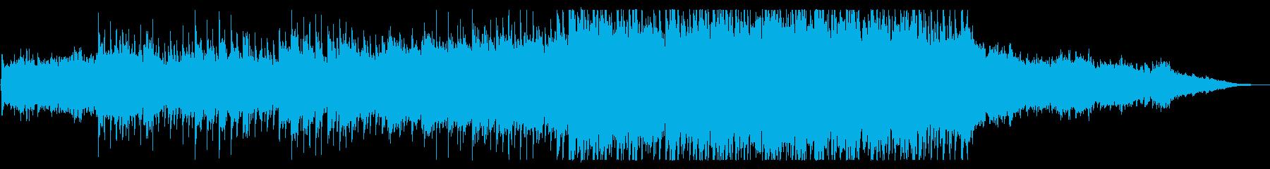明瞭爽快なクラシカルサウンドの再生済みの波形