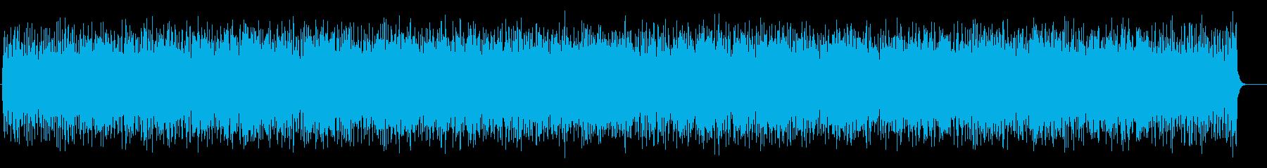 爽やかで軽やかなポップス(フルサイズ)の再生済みの波形