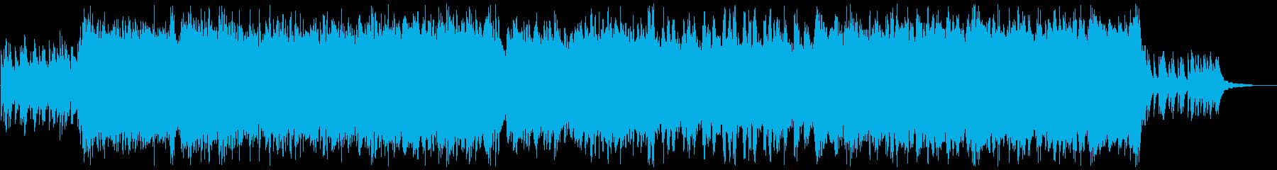 ★サイバーパンクな★エピック☆クワイア★の再生済みの波形