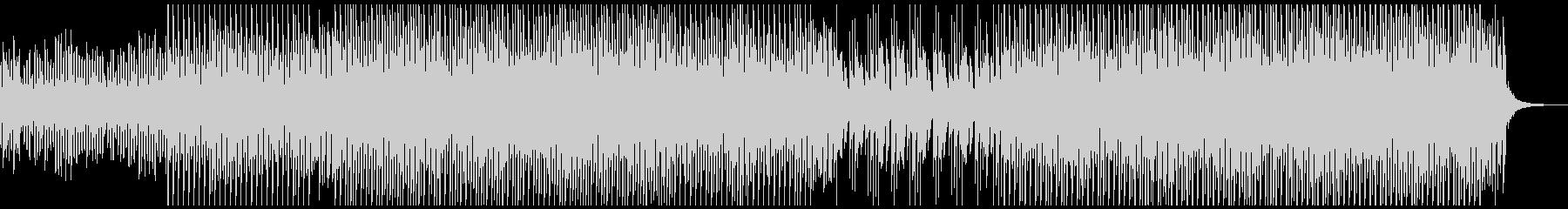サンシャインポップミュージックの未再生の波形