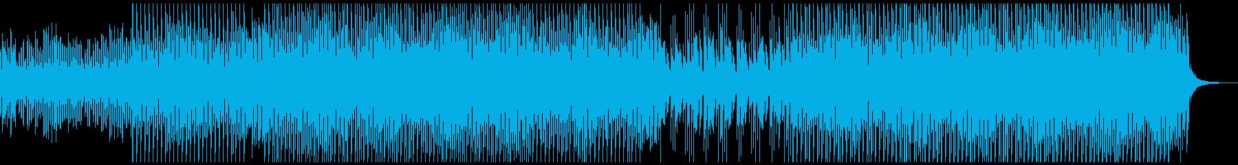 サンシャインポップミュージックの再生済みの波形