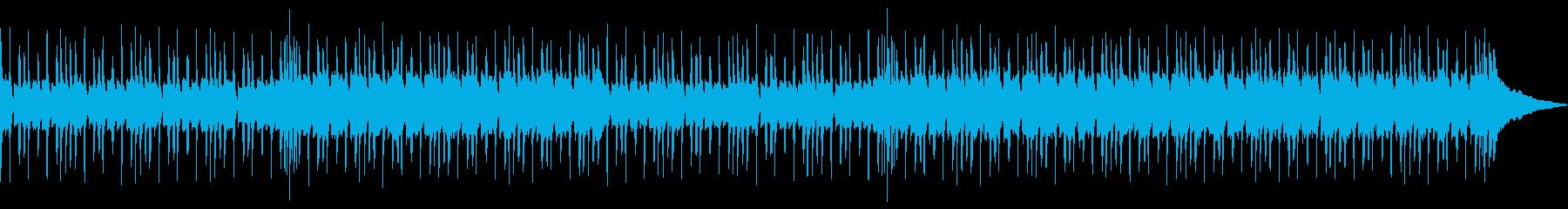 イギリス・オープニングインディーロックの再生済みの波形