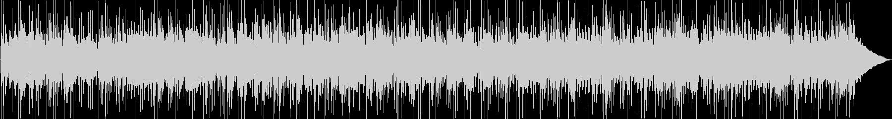 アコースティックなカントリーロックBGMの未再生の波形