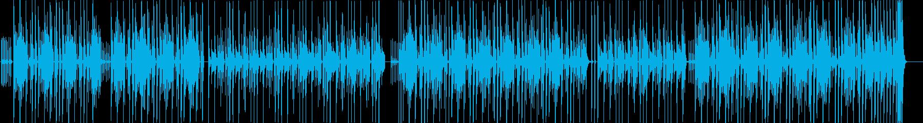 モダンでヒップな催眠楽器。シンプル...の再生済みの波形