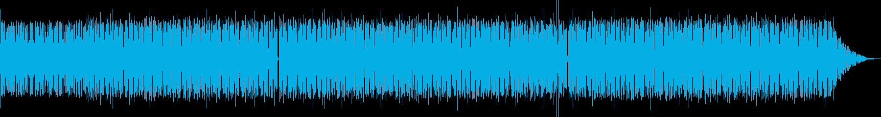 東京DeepHouseの再生済みの波形