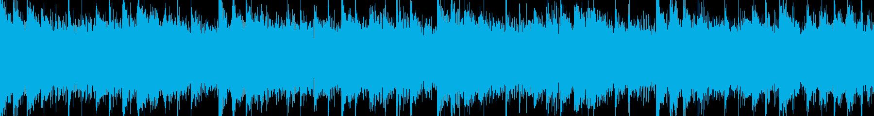 ピアノをリード楽器として使用した、...の再生済みの波形