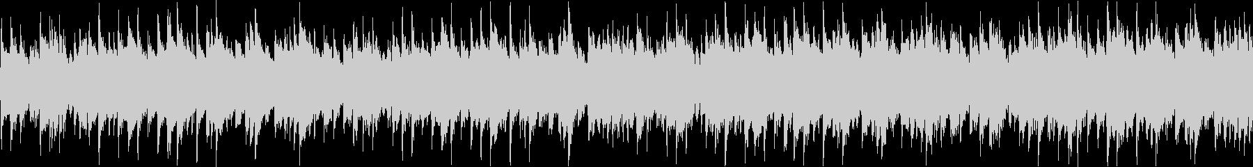 温かい雰囲気のバラードBGM(ループ)の未再生の波形