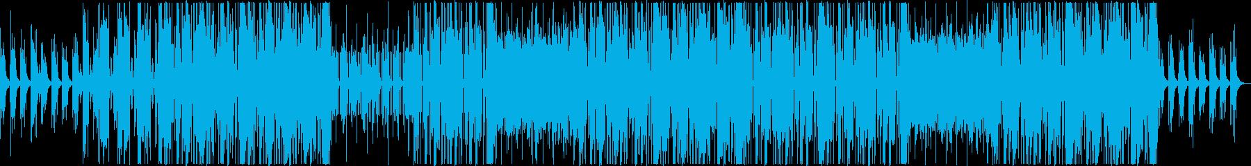 戦闘 切ない ヒップホップの再生済みの波形