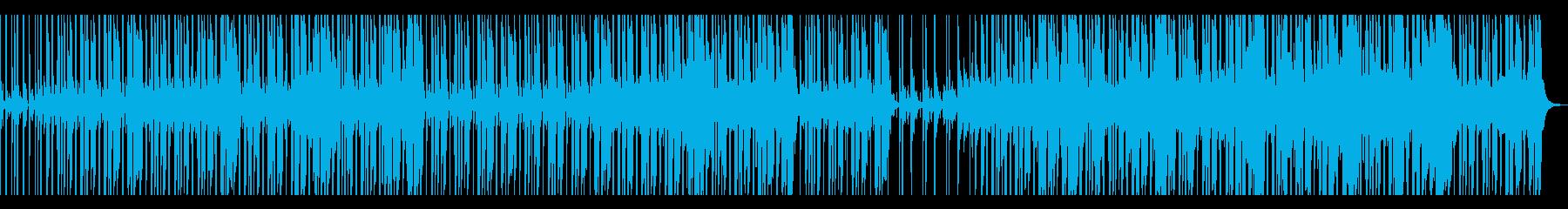 【短いVer6】スローファンクロックの再生済みの波形