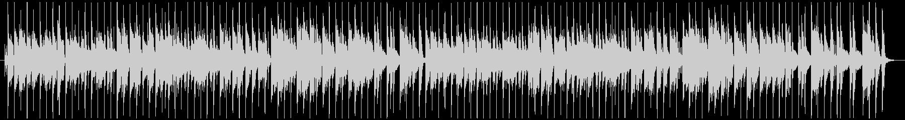 カリブのわんぱく少年 カリプソ・サンバ の未再生の波形