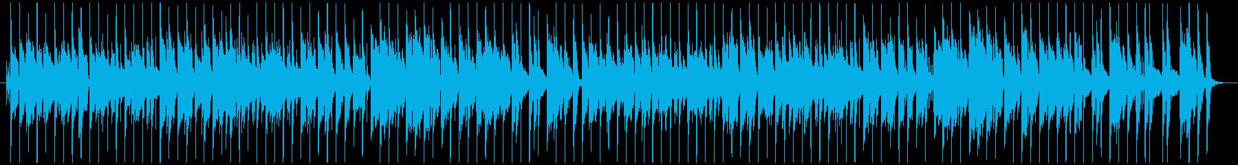 カリブのわんぱく少年 カリプソ・サンバ の再生済みの波形