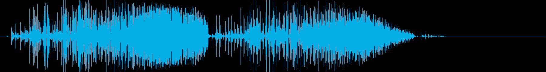 ポイポイ!(攻撃/SF/レーザー/レトロの再生済みの波形