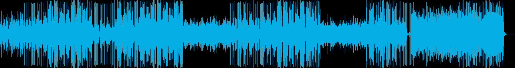 フュージョン エスニック やる気 ...の再生済みの波形