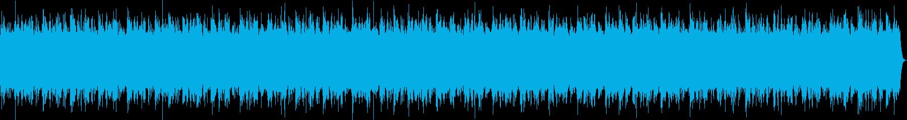 ヒーリング・ヨガ・リラックスの再生済みの波形