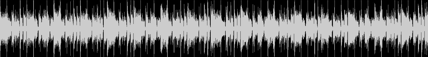 オシャレでダンサブルなファンク ループの未再生の波形