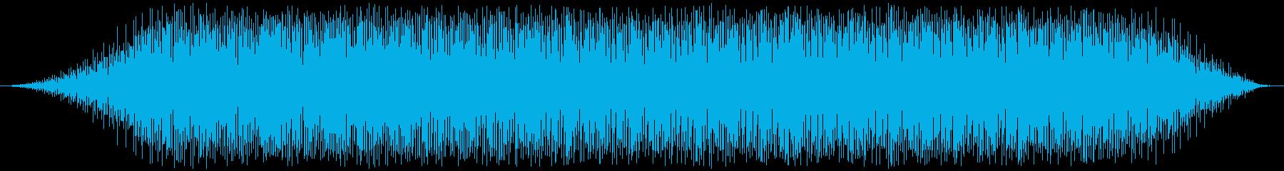 妖艶なグレゴリオ聖歌の再生済みの波形