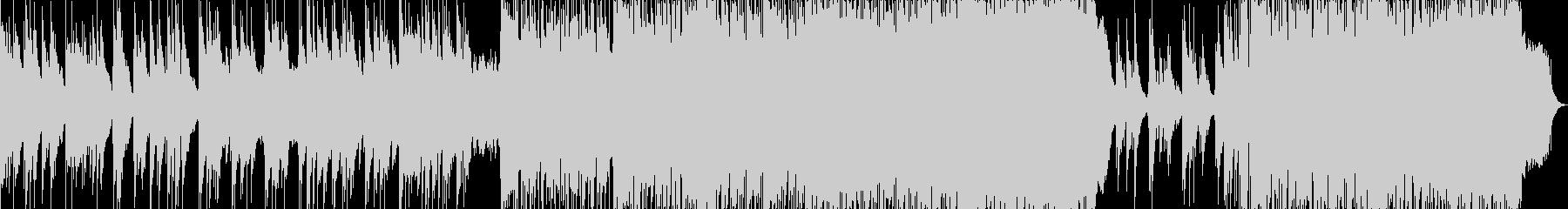 しっとりとしたアコギバラード 生演奏の未再生の波形