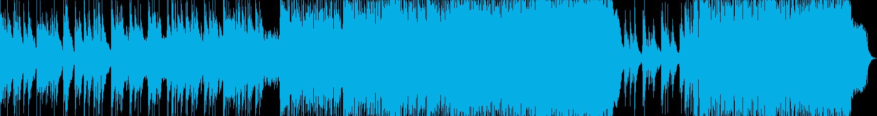 しっとりとしたアコギバラード 生演奏の再生済みの波形