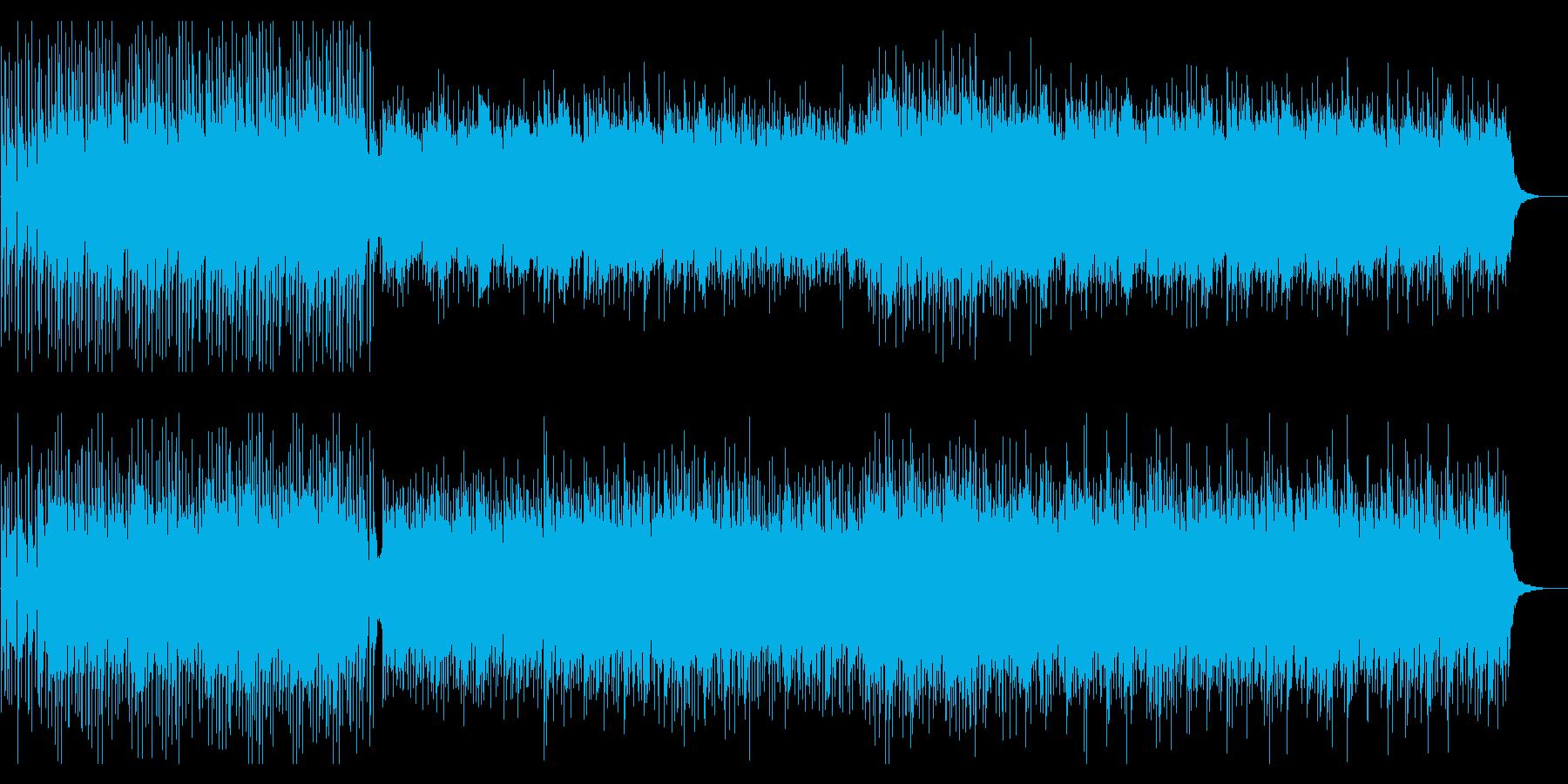 ウクレレEDM企業VP会社紹介 3分の再生済みの波形