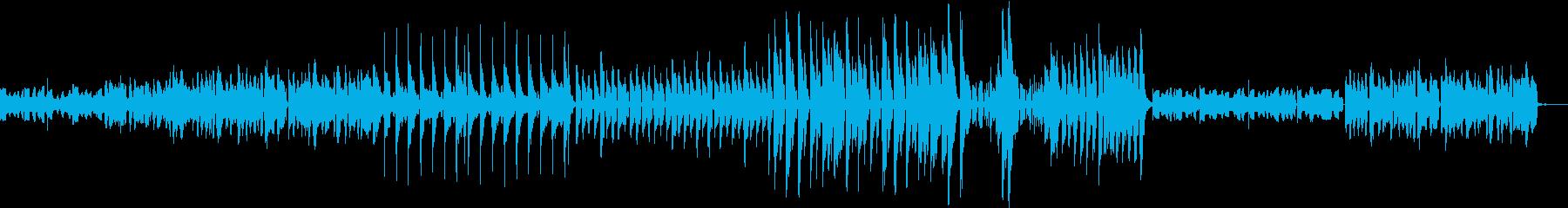 ワクワク楽しい、可愛くてゆかいな曲。の再生済みの波形