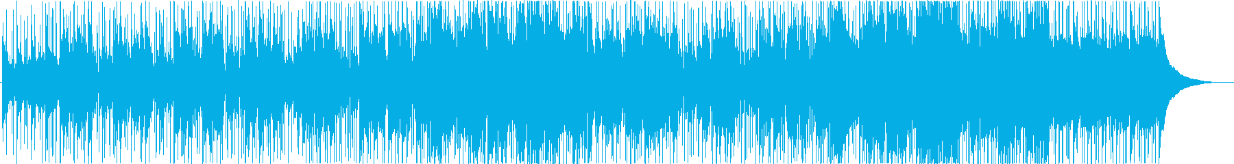 タイムの再生済みの波形