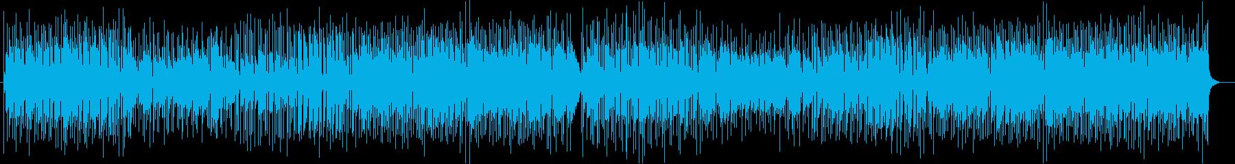 和やかで優しい可憐なメロディーポップスの再生済みの波形