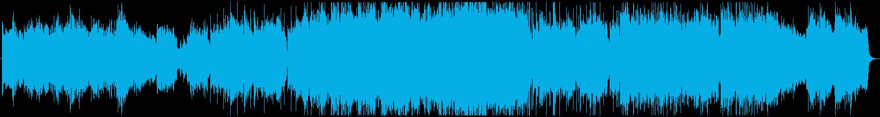 イージーリスニング、メロウポップ。...の再生済みの波形