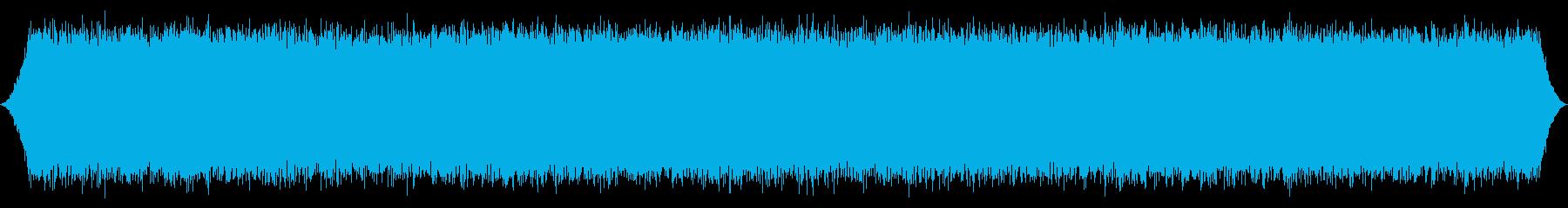 ホワイトウォーターラッシュウィンド...の再生済みの波形