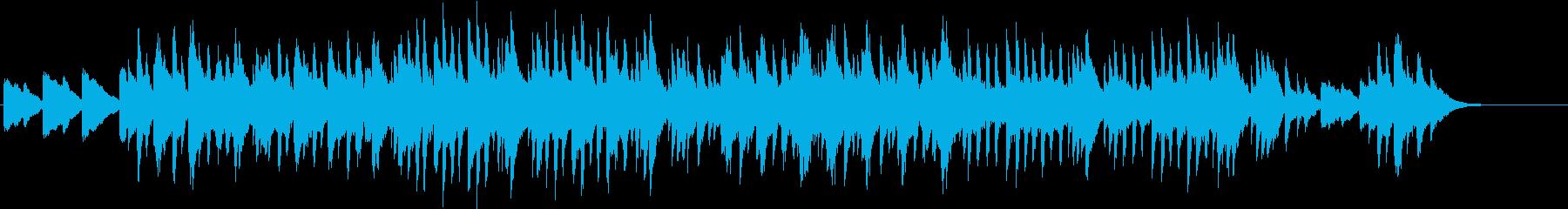 怪しげなピアノ  ルーマニア民俗舞曲の再生済みの波形