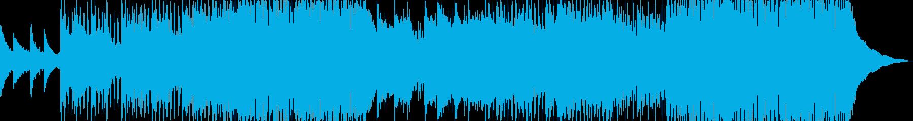 ティーン 人気のある電子機器 ハウ...の再生済みの波形