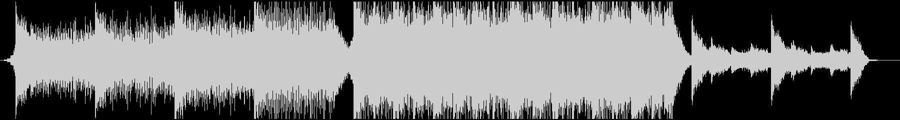 エレクトロ 交響曲 アクティブ 明...の未再生の波形