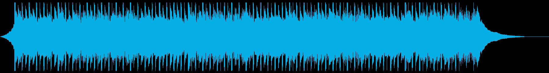 広告音楽(ショート1)の再生済みの波形