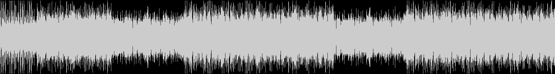 12秒でサビ、ダーク/静かめループの未再生の波形