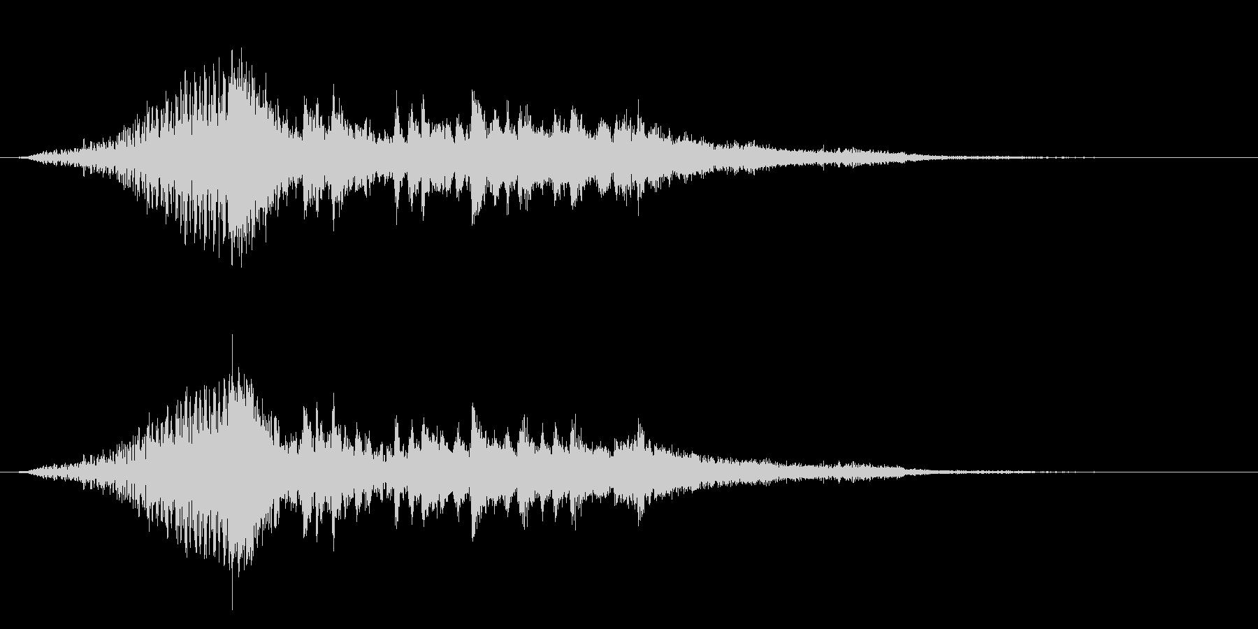 タイトル用 グリーグ ピアノ協奏曲 生ピの未再生の波形