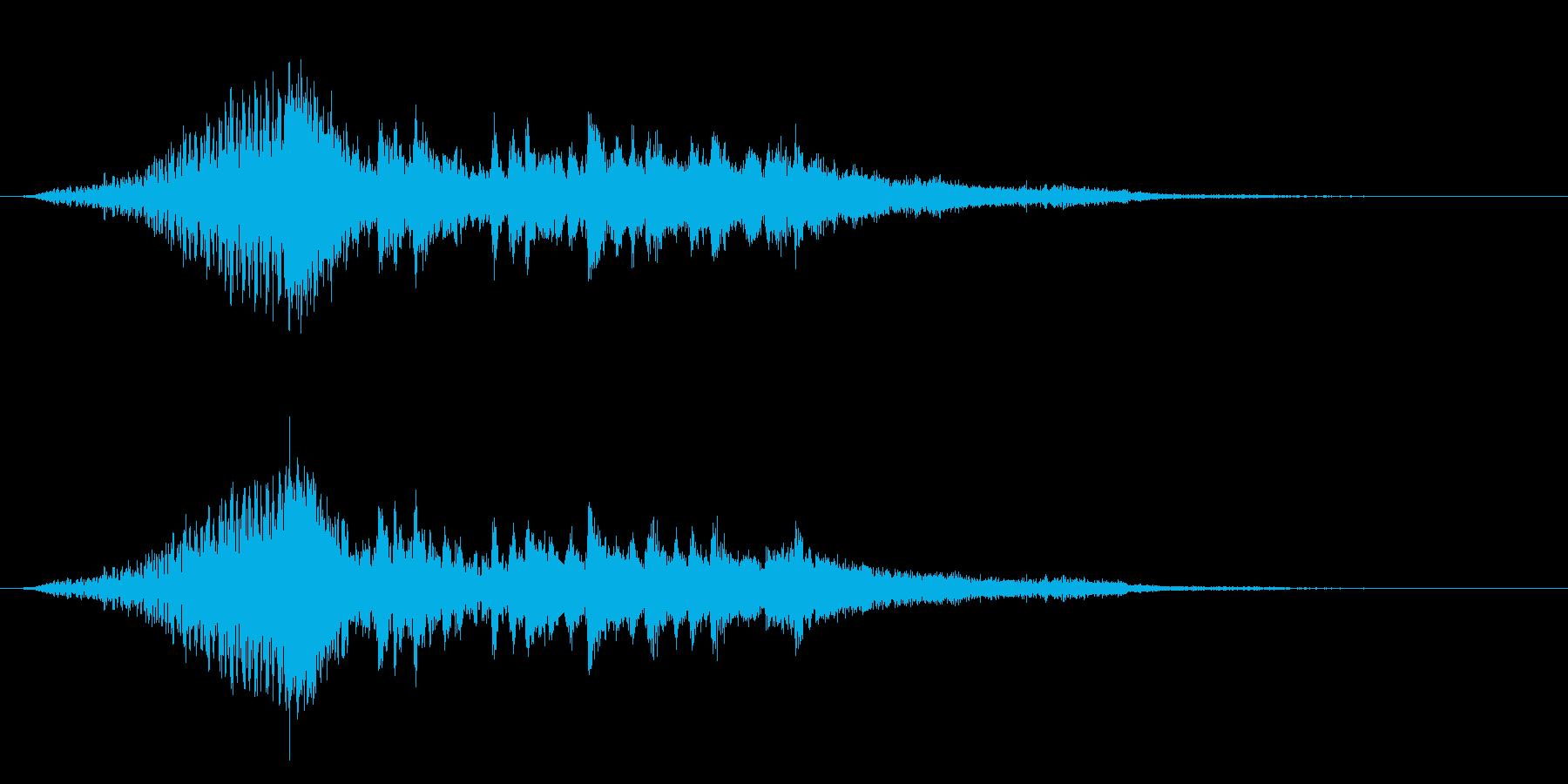 タイトル用 グリーグ ピアノ協奏曲 生ピの再生済みの波形