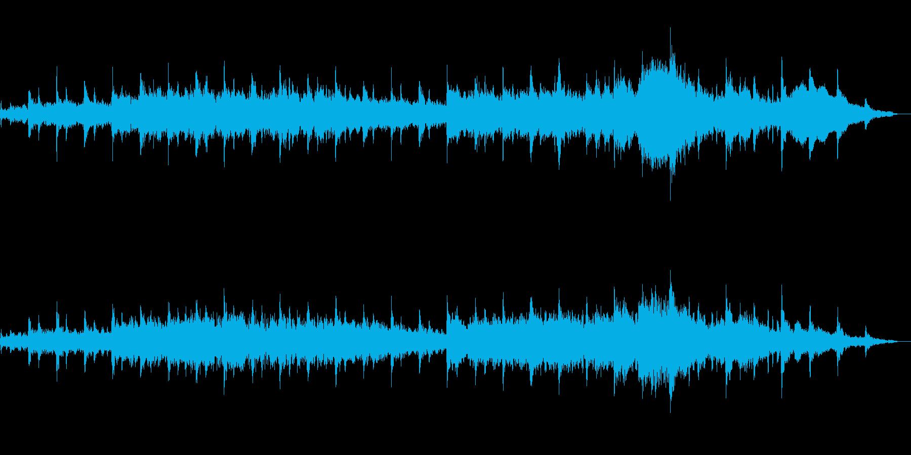 お口でとろける宇宙バームクーヘンの再生済みの波形