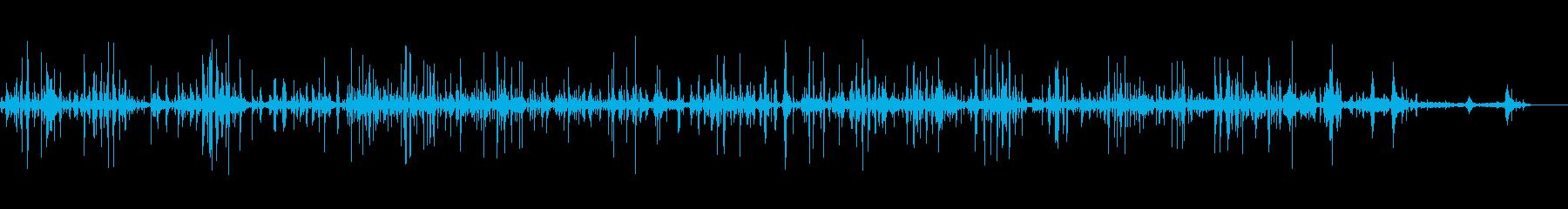 犬-食べる-飲む-スニフィンの再生済みの波形