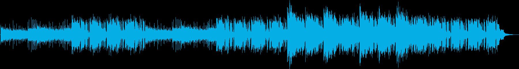 【Epic】サスペンス調、緊張の場面の再生済みの波形