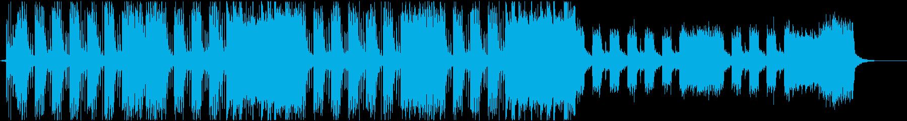 企業VP、CM系EDM 6の再生済みの波形