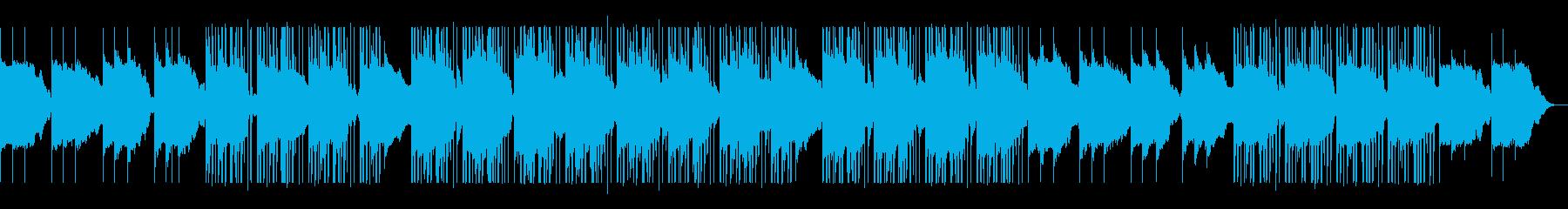 Lofi Hiphop ドリームの再生済みの波形
