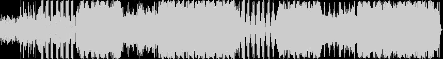 ボーカルチョップが印象的なハウスポップの未再生の波形