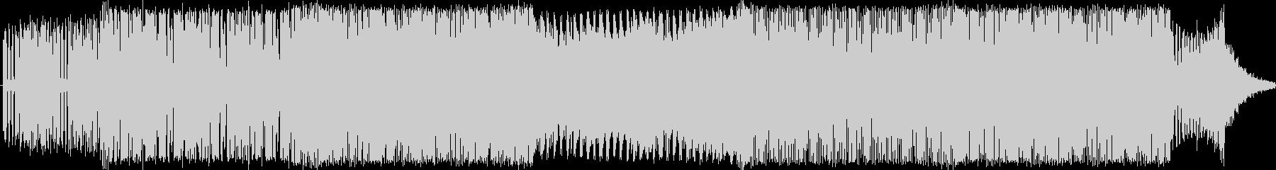 EDMクラブ系ダンスミュージック_2の未再生の波形