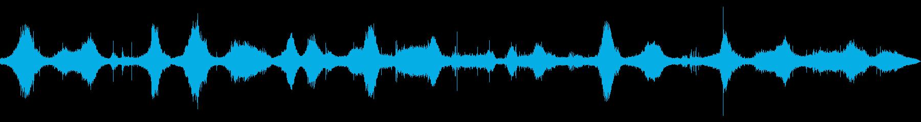 波の音6  岩場付近 強め【徳島】の再生済みの波形
