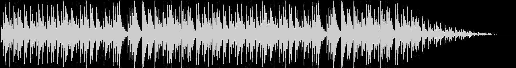 ゲーム・ムービー系モノのループ曲の未再生の波形