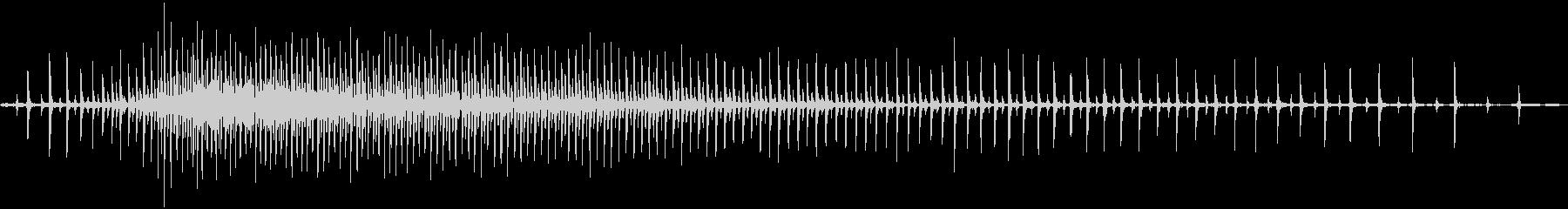 釣りリール鋳造の未再生の波形