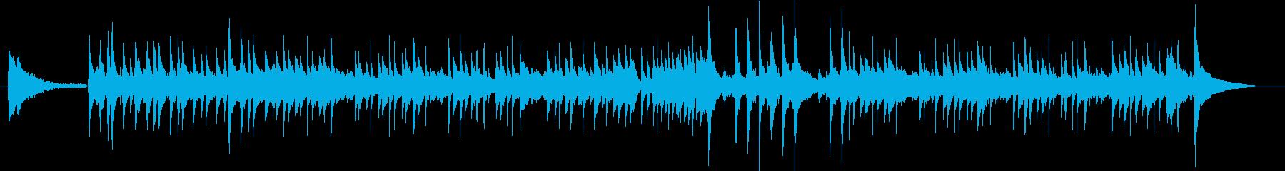 【ハワイ】ウクレレとギターが癒しのハワイの再生済みの波形