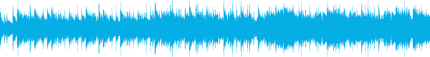 ゆったり和楽器ポップ・ループ仕様の再生済みの波形