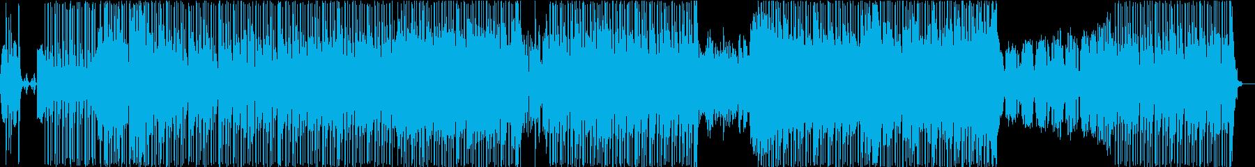ポップ、男性ボーカル。滑らかで滑ら...の再生済みの波形